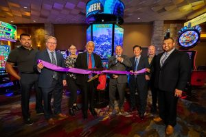 Pechanga Shark Week Ribbon Cutting
